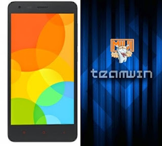 Cara Install TWRP Recovery dan Stock Recovery Xioami Redmi 2