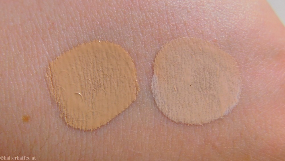 Catrice HD Liquid Coverage Foundation Light Beige Swatch