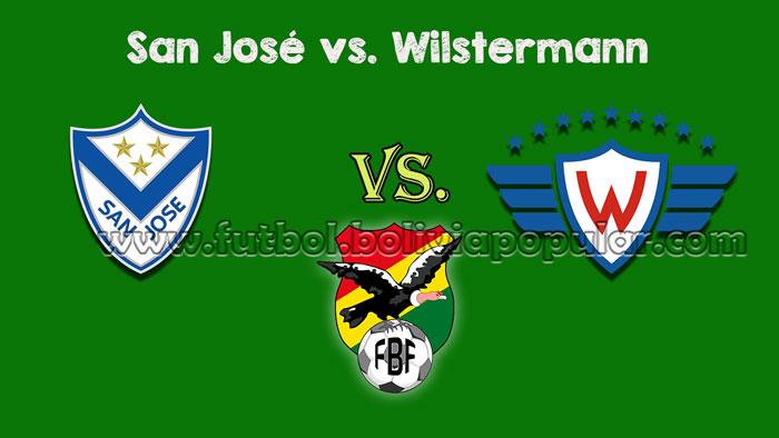 San José vs. Wilstermann - Torneo Clausura 2018