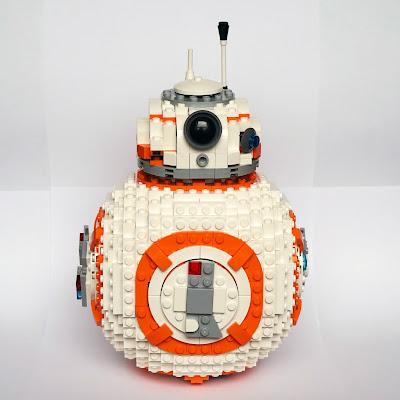 Brick Built BB-8