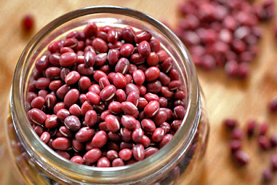 Red bean in skin care