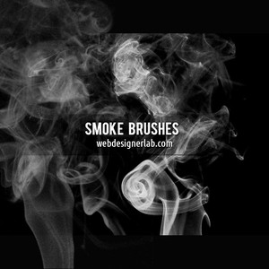 smoke brush photoshop