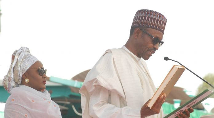 Buhari insists wife belongs to the kitchen, warns Aisha to stay out of politics