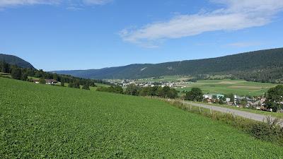 Blick ins Vallon de St-Imier