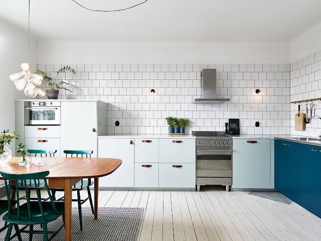 Идеи современной кухни