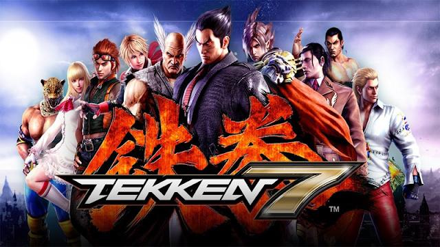تحميل لعبة TEKKEN 7 كاملة PC