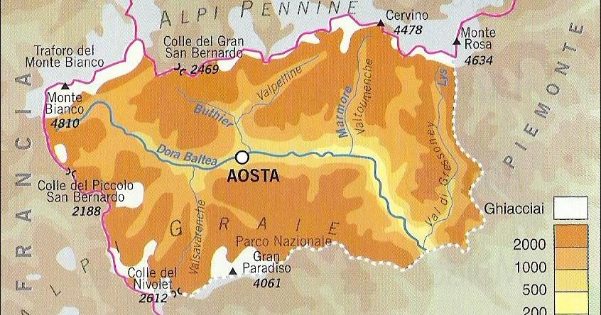 Valle D Aosta Cartina Geografica Politica.Chi Viaggia Impara Immagini Dal Mondo Italia Valle D Aosta