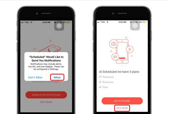 Cara gampang menjadwalkan kiriman pesan di iPhone dengan cepat 2