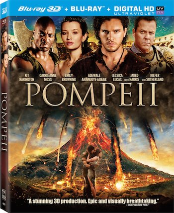 Pompeii (2014) Dual Audio BluRay