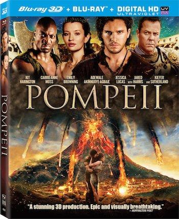 Pompeii (2014) Dual Audio BluRay