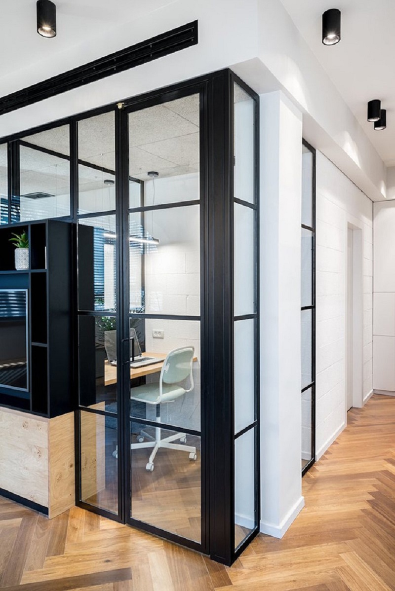 Cận cảnh thiết kế nội thất căn hộ 53m2 sang trọng và tinh tế - H2