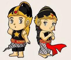 GAMBAR WAYANG LUCU Gambar Kartun Wayang