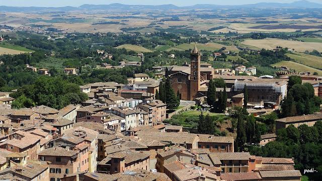 Siena Toscana Tejados