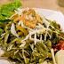 Salad trà xanh món ngon không thể bỏ qua khi đi tour đi Myanmar giá rẻ