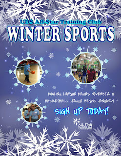 Winter Sports Brochure