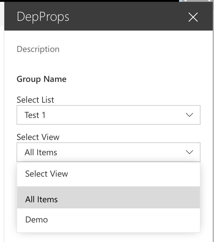 Tricky SharePoint: SPFx  Client Web Part Property Pane