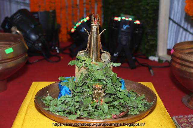 Shree-Trivikram-Moort-सद्गुरु-श्री-अनिरुद्ध-बापू-Gurupurnima-utsav