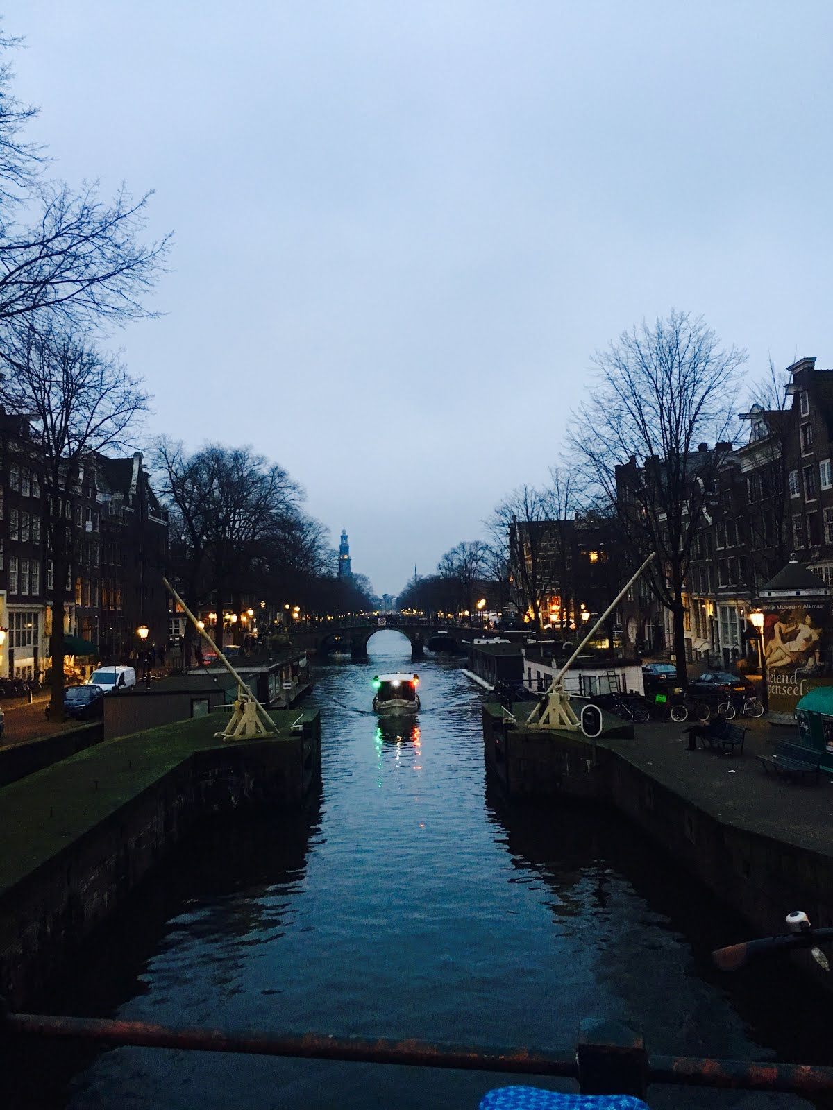 The Christmas Market Weekend Getaway in 'Dam #Amsterdam #Travel #CPtakes12trips #TravelReview
