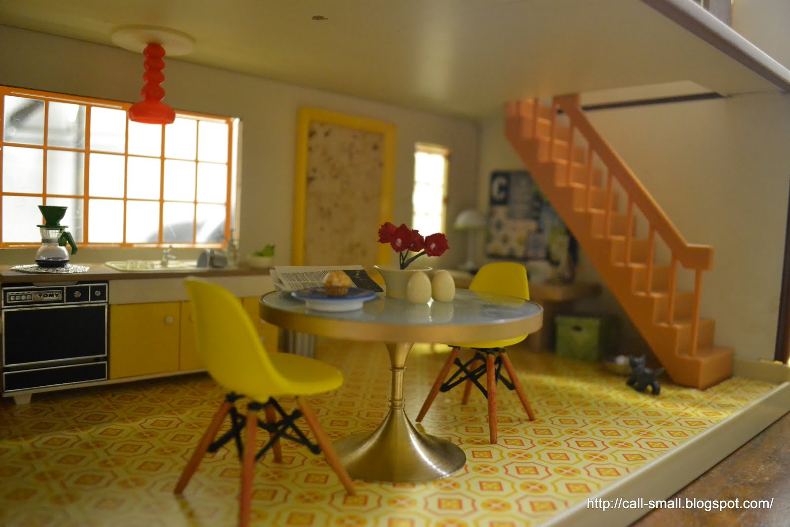 Call Of The Small Tomy Smaller Home Kitchen