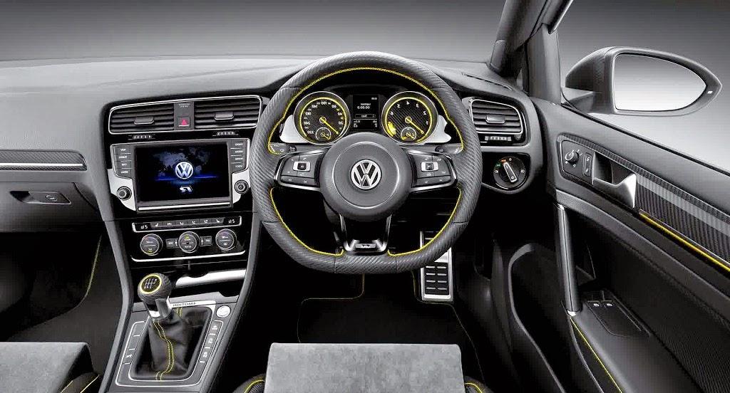 Vw Volkswagen Golf R 400