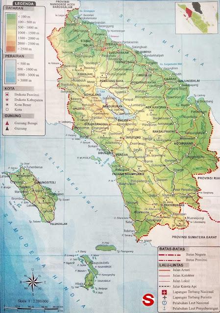 image: Atlas Sumatera Utara