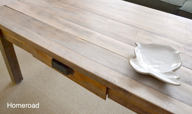 How to Make a Rustic Coffee Table