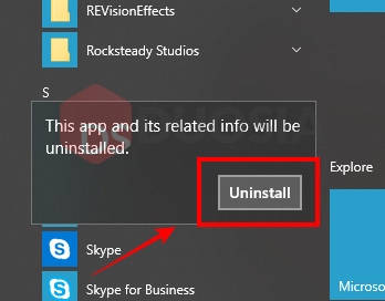 cara uninstall aplikasi windows 10