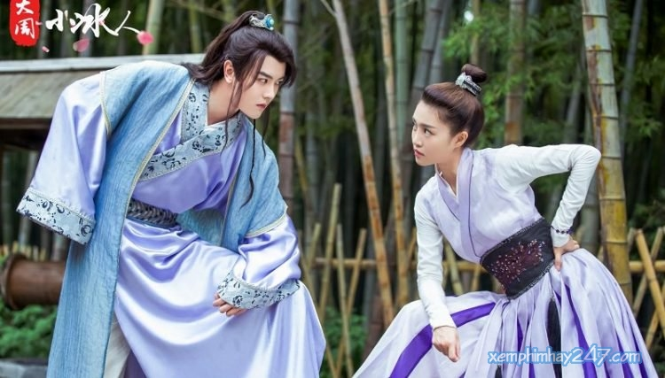 http://xemphimhay247.com - Xem phim hay 247 - Đệ Nhất Mai Mối (2019) - Little Matchmaker In Great Zhou (2019)