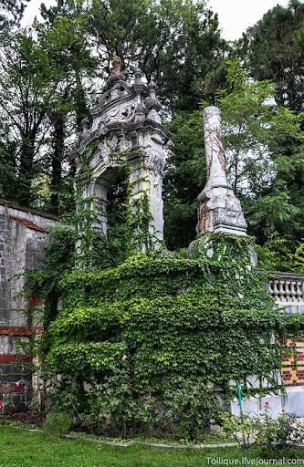 Котельная Массандровского дворца