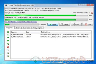 UltraCopier Free Download Full Version for Windows 10, 7, 8, Vista, XP, UltraCopier Latest Free Version Download