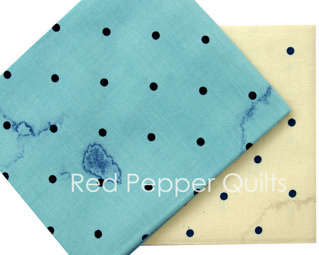 Bluebird - Cotton + Steel 2015  | Red Pepper Quilts