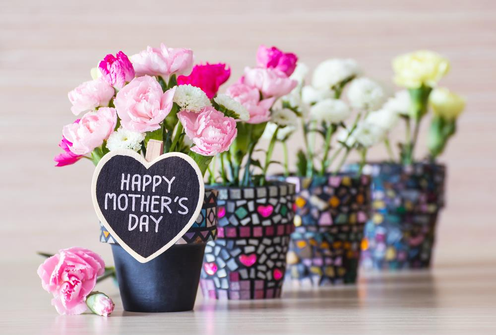 Happy Mothers Day 2017 Flowers Picture