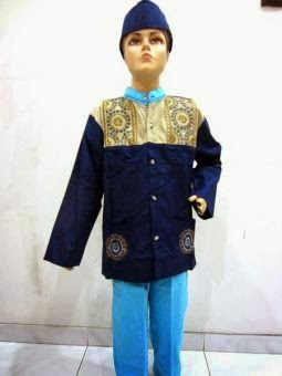 Model baju koko anak kecil