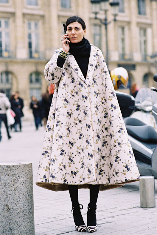 giovanna battaglia floral quilt coat