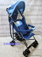 Kereta Bayi BabyDoes CH204 Buggy 2