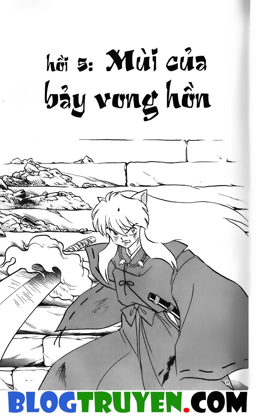 Inuyasha vol 25.5 trang 2