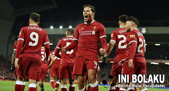 Van Dijk Bertekad Jadi Andalan Liverpool