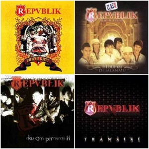 Download Kumpulan Lagu Republik mp3 Full Album