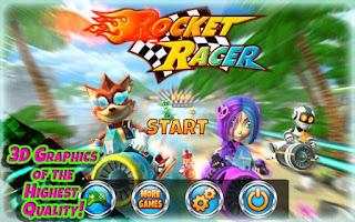 Rocket Racer Mod Android Apk