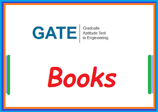 GATE 2019 Books – Best books for GATE preparation PDF Download