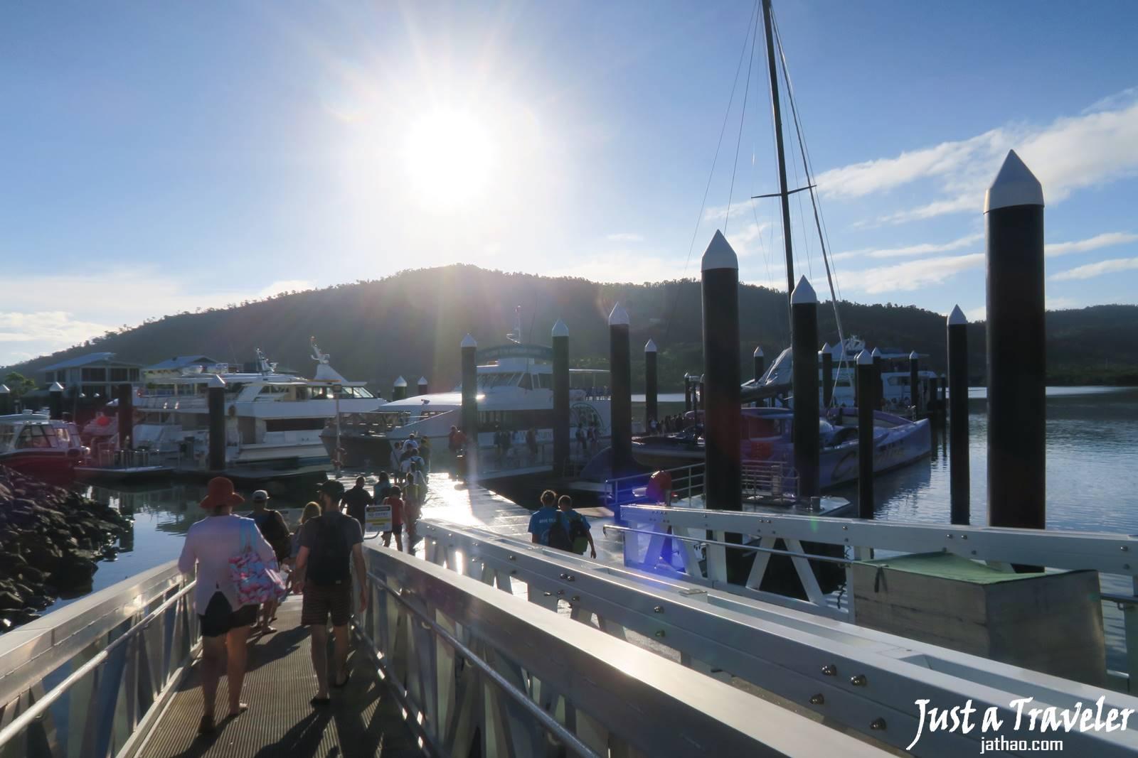 聖靈群島-艾爾利海灘-港口-景點-推薦-大堡礁-浮潛-潛水-行程-玩水-一日遊-遊記-攻略-自由行-旅遊-澳洲-Whitsundays-Great-Barrier-Reef