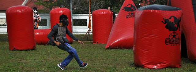 AuoSunpower Paintball Tournament 2016