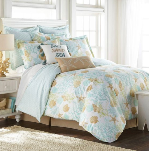 Coastal Living Bedding Sets