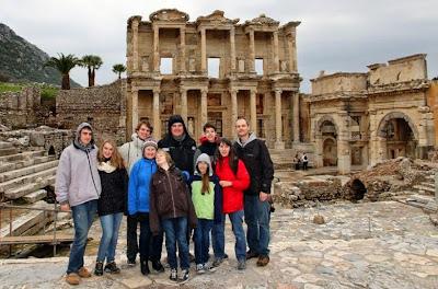 Tours de Efeso