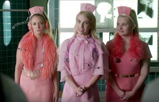 scream queens: primer vistazo a la segunda temporada