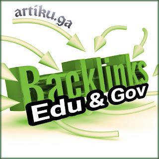 Cara Mendapatkan Backlink Edu dan Gov