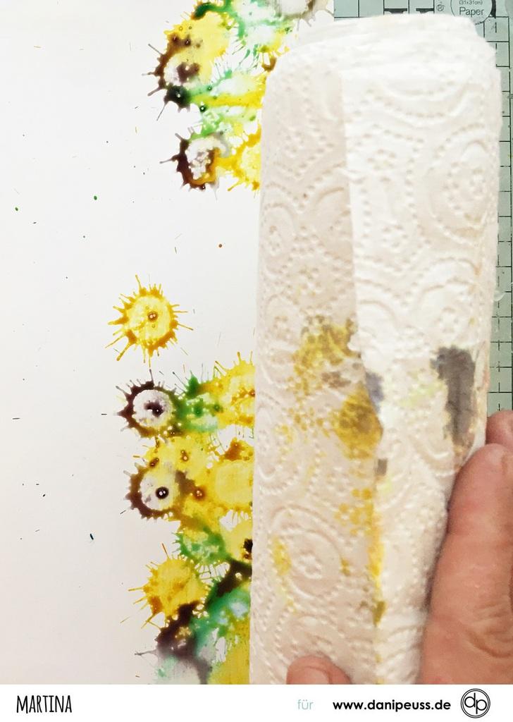 Tim Holtz Distress Paint Review