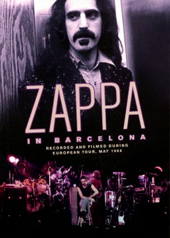 that was yesterday 1 frank zappa barcelona 1988 full show. Black Bedroom Furniture Sets. Home Design Ideas