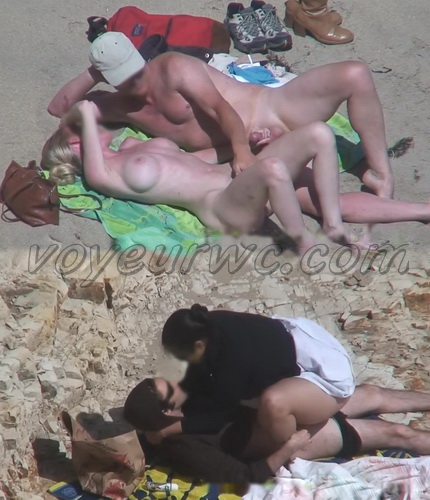 Beach Safaris Sex 19 (Sex On the Beach Voyeur)