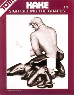 Tom of Finland Kake 13: Sightseeing the Guards (or Unguarded)